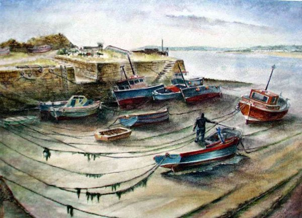 Pettycur Bay - Fife