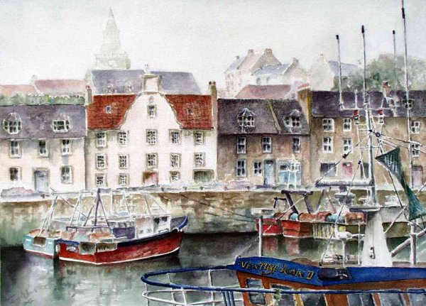 Pittenweem - Fife