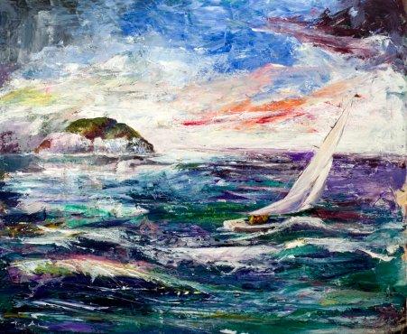 ailsa craig sailing